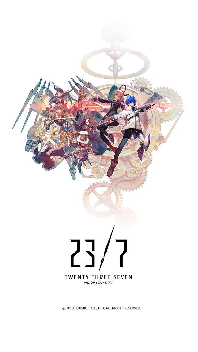 23/7 トゥエンティ スリー セブン